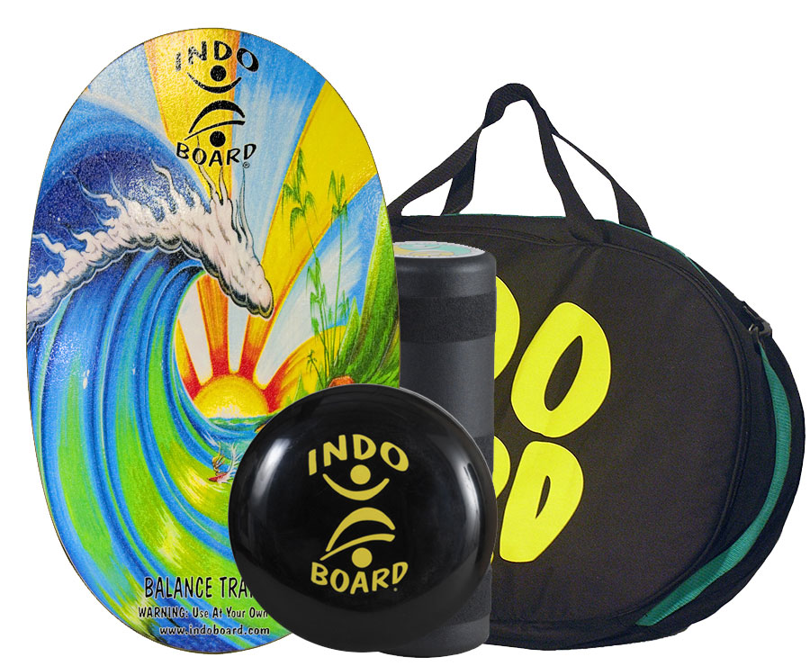 Portable Gym Package Bamboo Beach