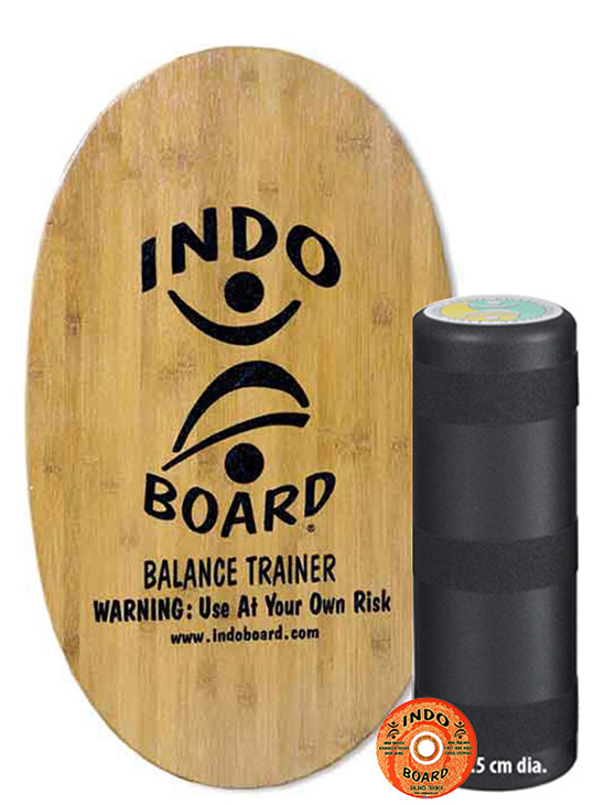 Indoboard EcoBamboo con rullo