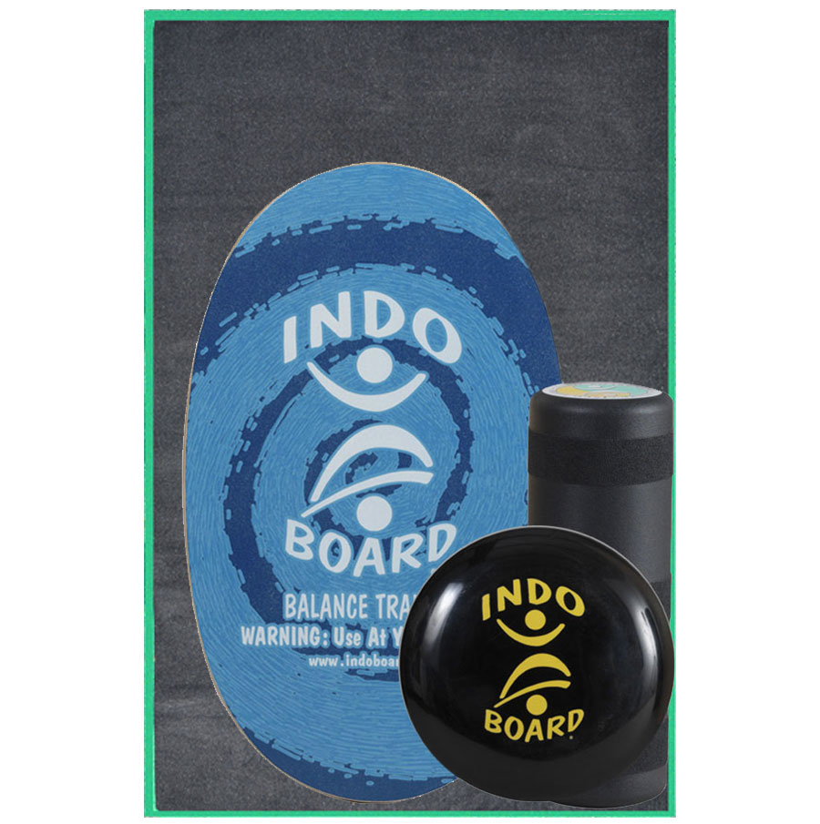 Indoboard Total Training Pack Blue